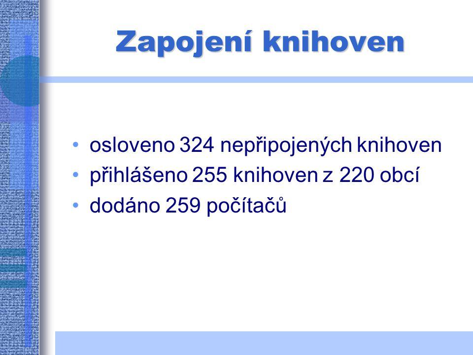 Dotační programy SROP – opatření 2.2 Rozvoj informačních a komunikačních technologií v regionech Projekt internetizace knihoven Ministerstva informatiky ČR (PIK)