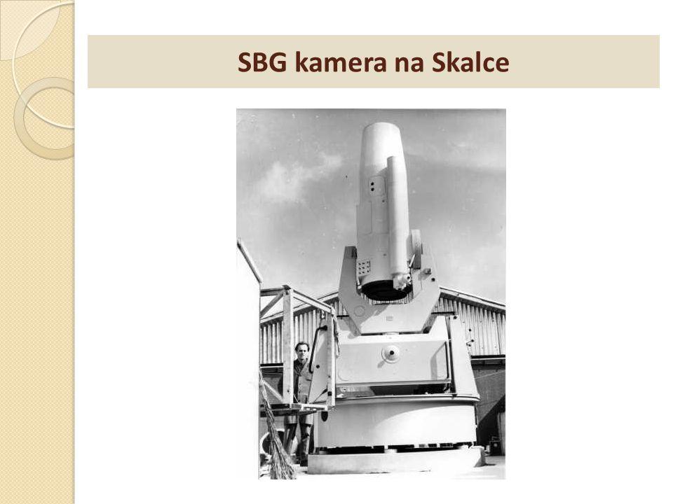 SBG kamera na Skalce