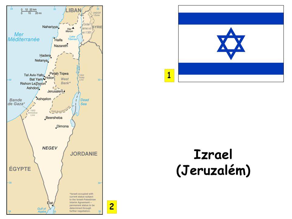 Izrael (Jeruzalém) 2 1