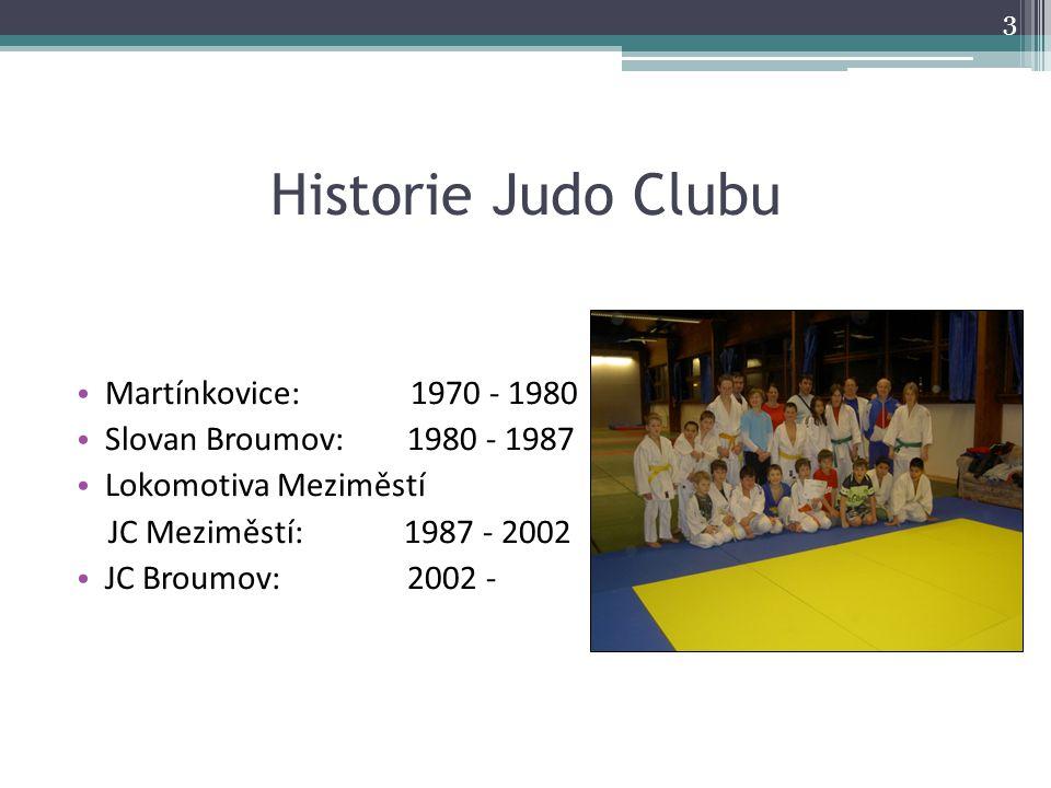 Nadějní judisti JC Broumov vítězové turnajů včetně mezinárodních Nikolas Letzel 5.