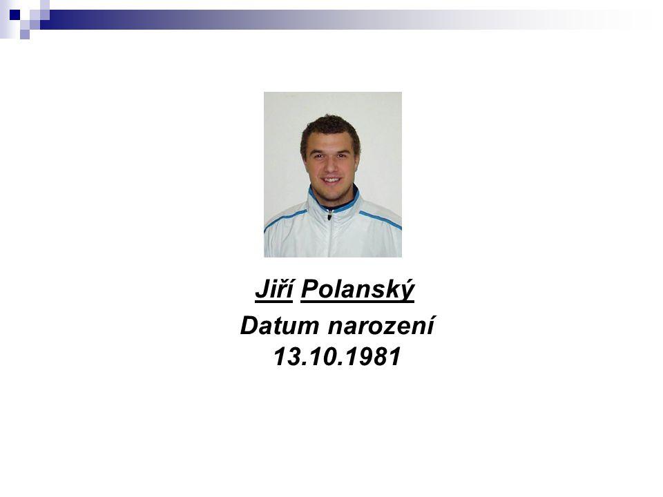 Branislav Skladaný Datum narození 16.11.1983