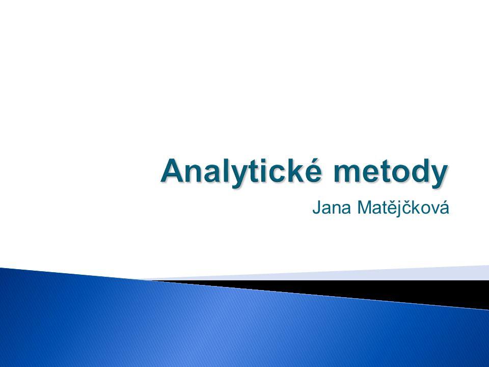 Jana Matějčková