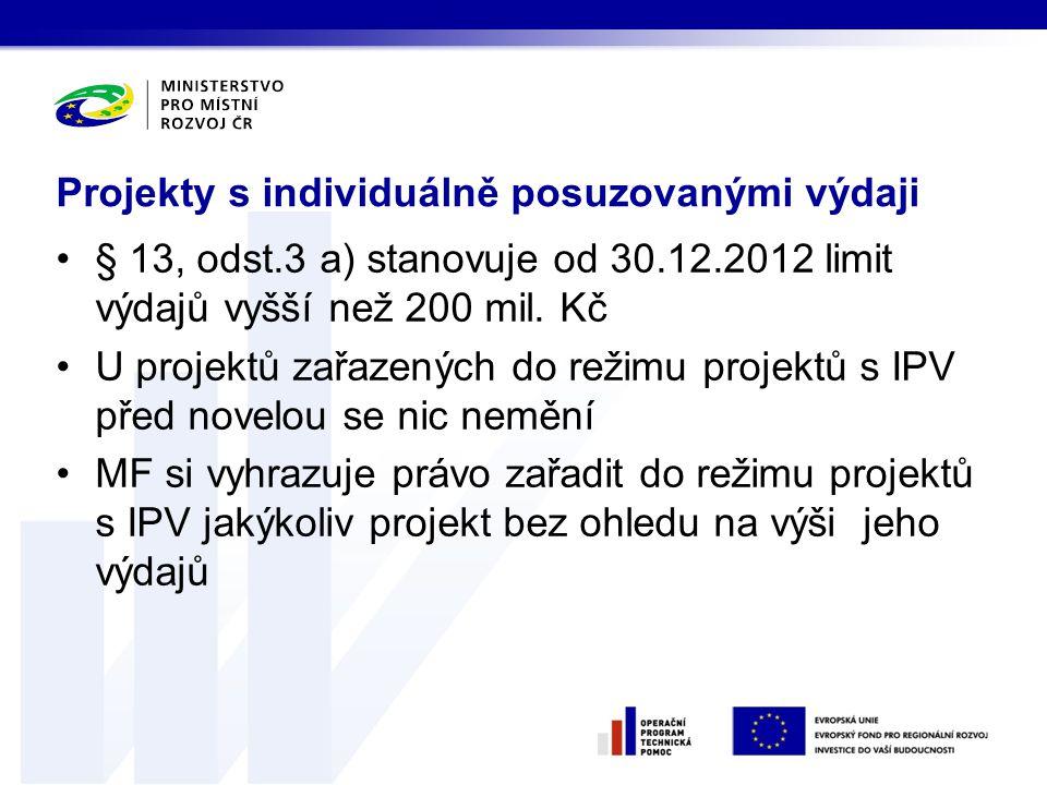 Minimalizace objemu prostředků SR vázaných na účtech bank Od 1.1.2012 pilotní projekt – modul rozpočet Od 1.1.2013 platebně zúčtovací styk Integrovaný informační systém státní poklady