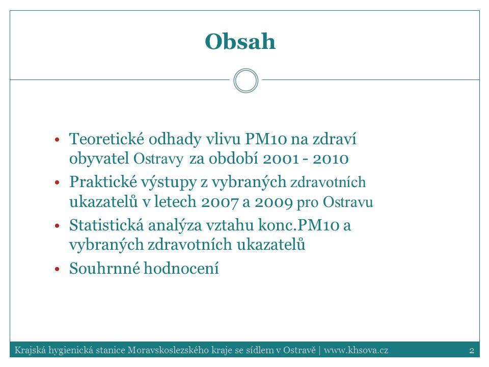 13Krajská hygienická stanice Moravskoslezského kraje se sídlem v Ostravě   www.khsova.cz
