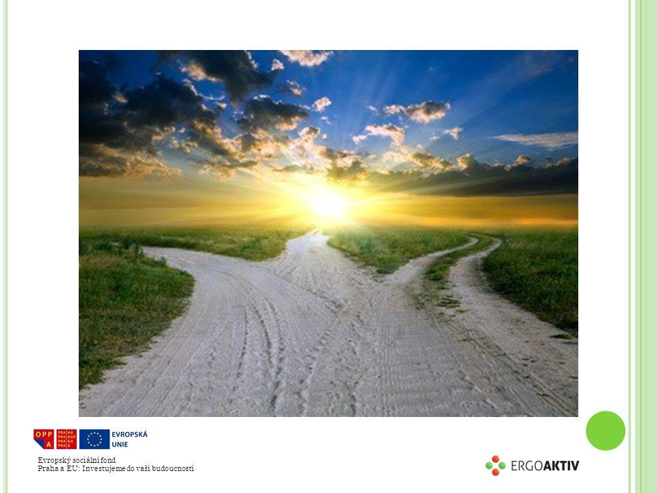 Evropský sociální fond Praha a EU: Investujeme do vaší budoucnosti
