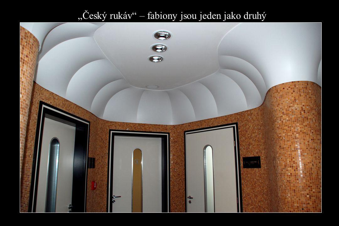 """""""Český rukáv – fabiony jsou jeden jako druhý"""