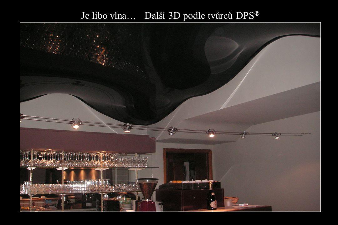 Je libo vlna… Další 3D podle tvůrců DPS ®