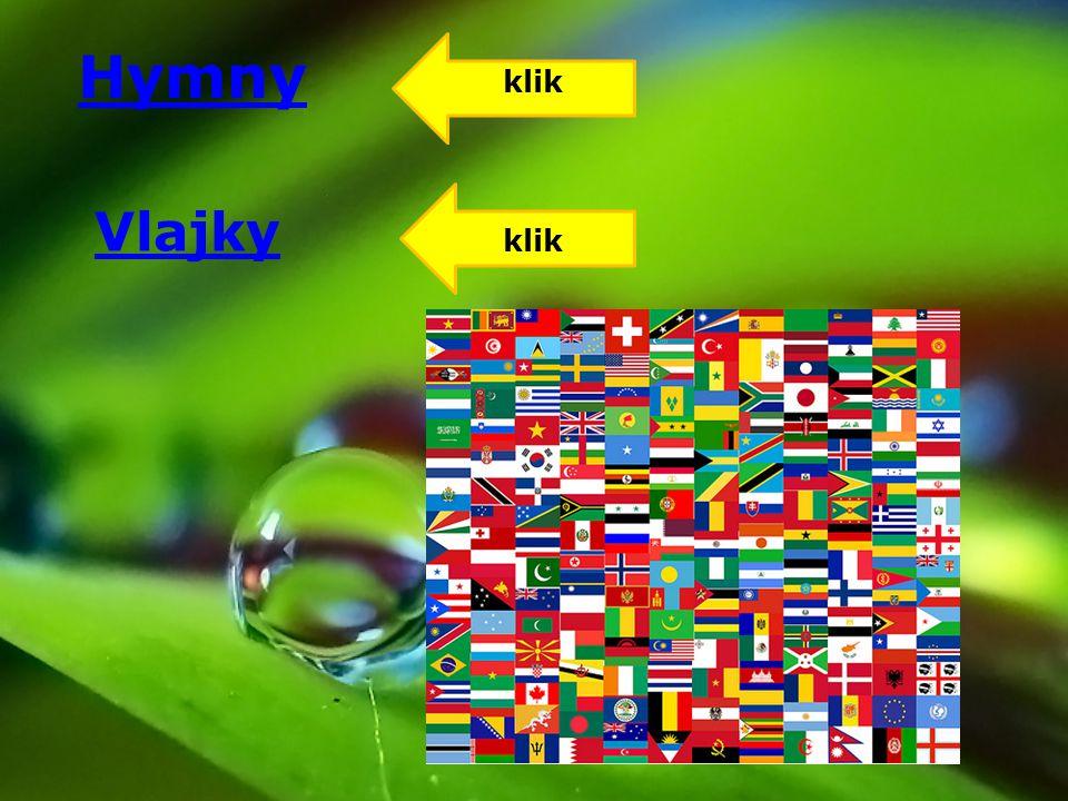 Hymny Vlajky klik