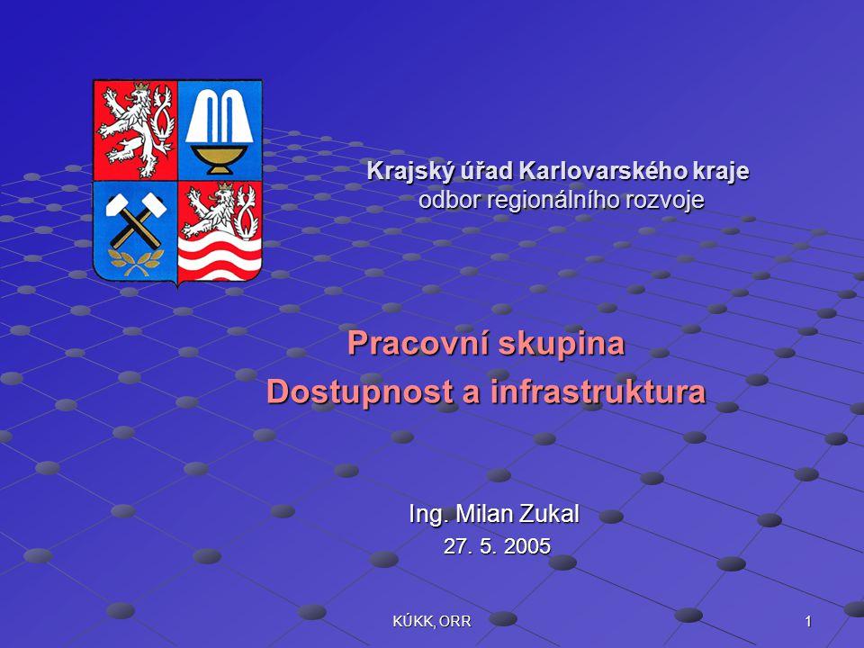 1KÚKK, ORR Krajský úřad Karlovarského kraje odbor regionálního rozvoje Ing.