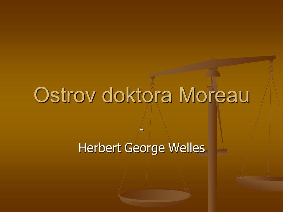 Ostrov doktora Moreau - Herbert George Welles