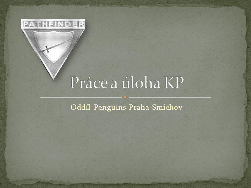 Oddíl Penguins Praha-Smíchov