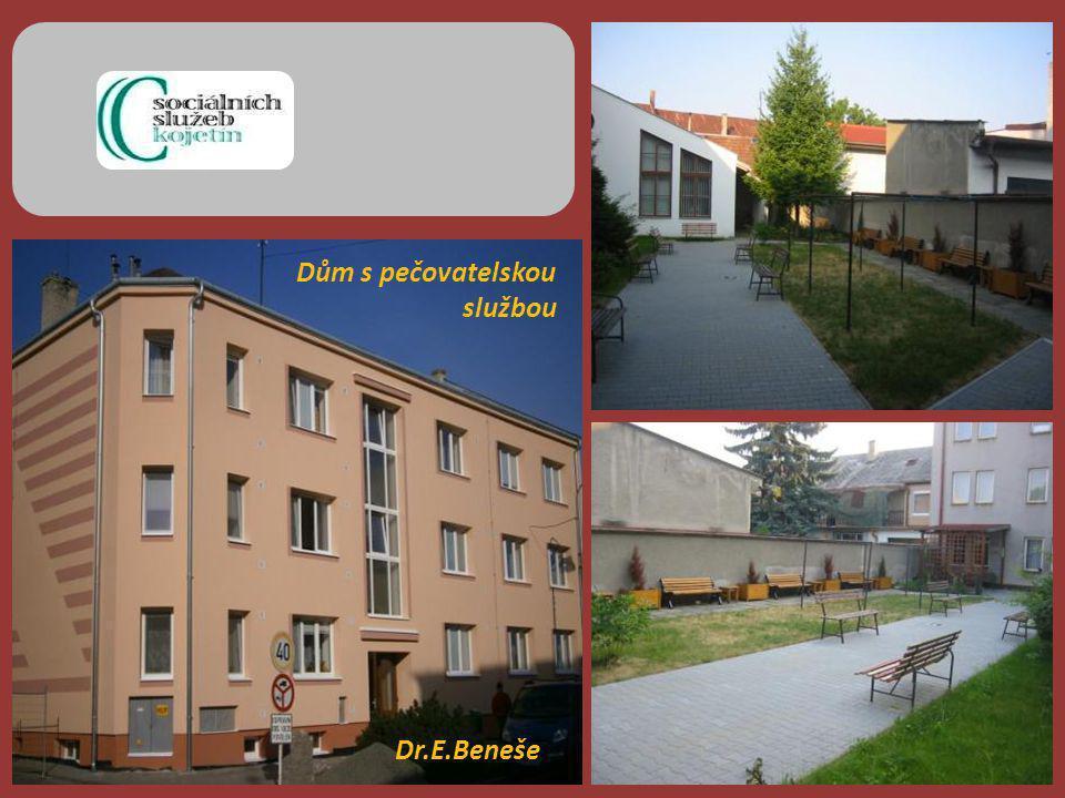 Dr.E.Beneše Dům s pečovatelskou službou