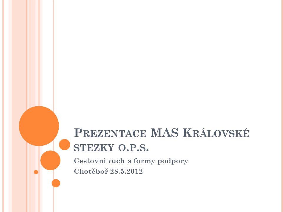 P REZENTACE MAS K RÁLOVSKÉ STEZKY O. P. S. Cestovní ruch a formy podpory Chotěboř 28.5.2012