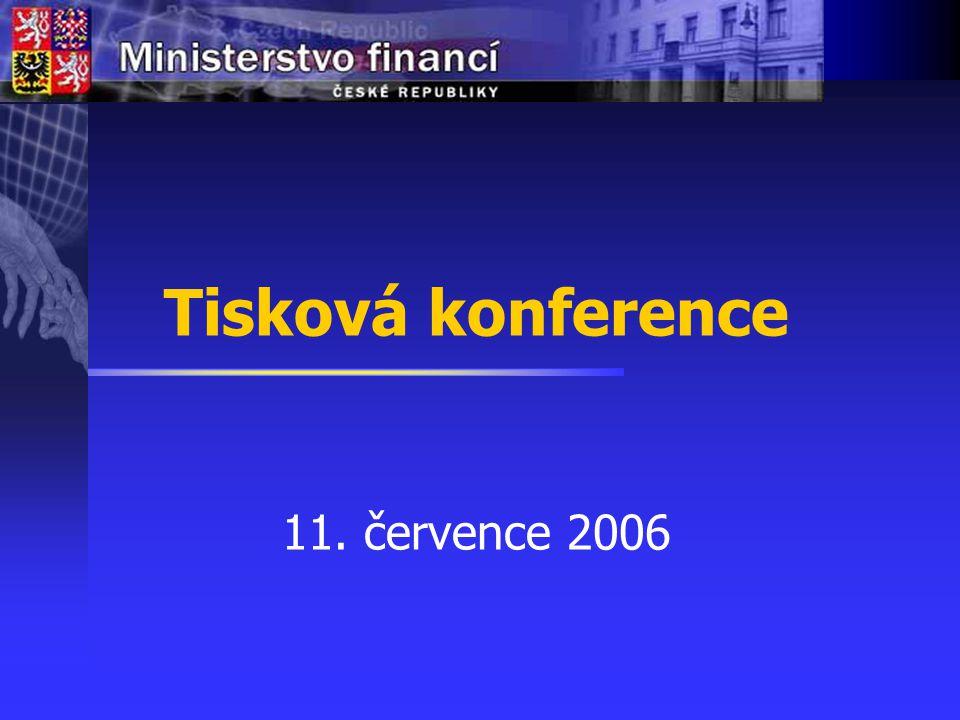 2 Tisková konference Program 1. 1.Daňový portál – nová služba daňové správy 2. 2.Ukázka aplikace