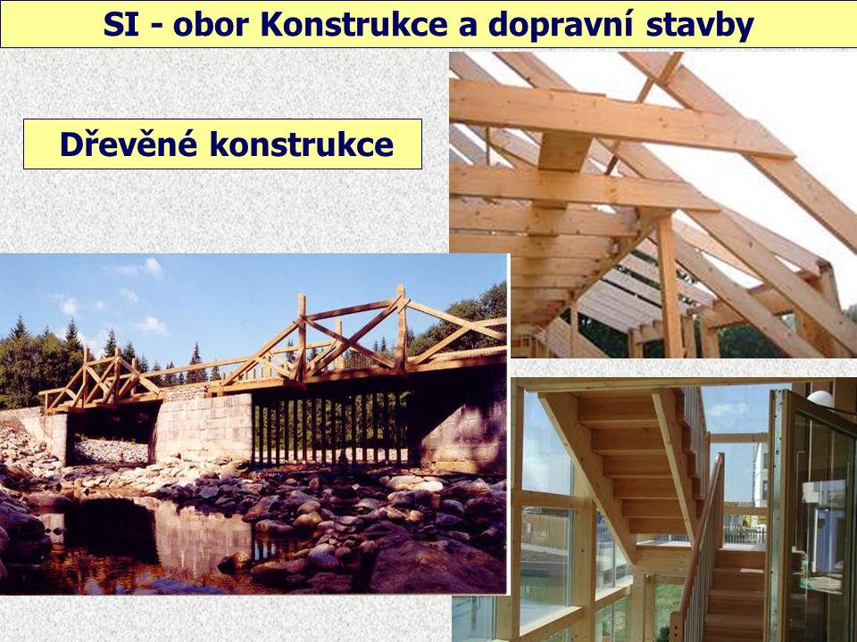 SI - obor Konstrukce a dopravní stavby Geotechnika, podzemní stavby