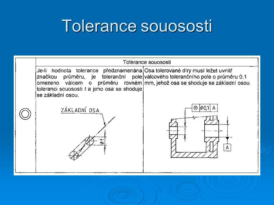 Tolerance souososti