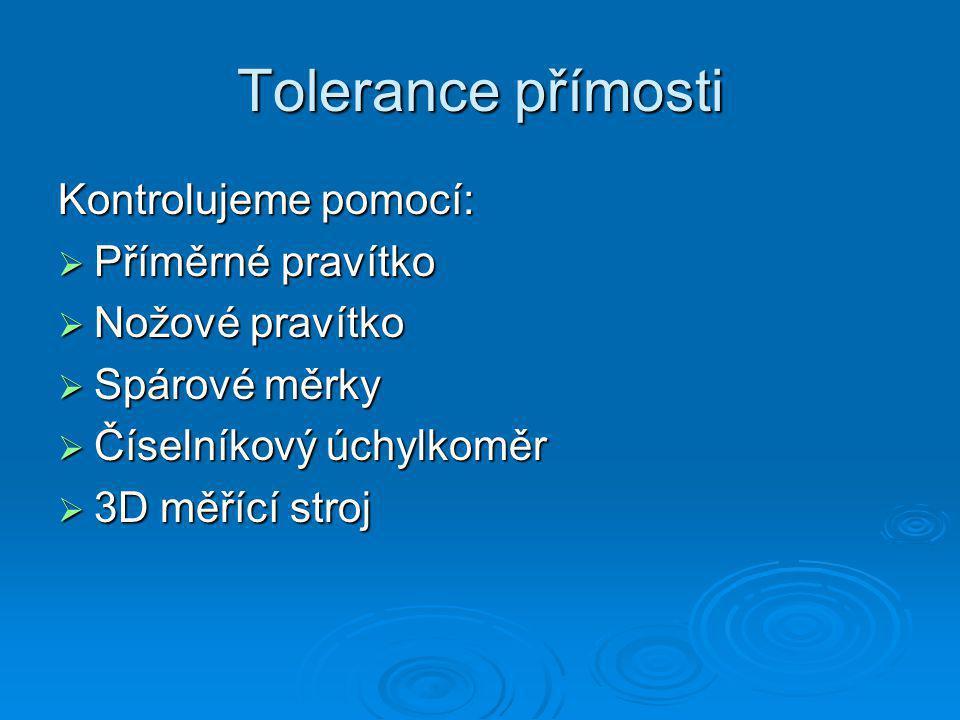 Tolerance sklonu