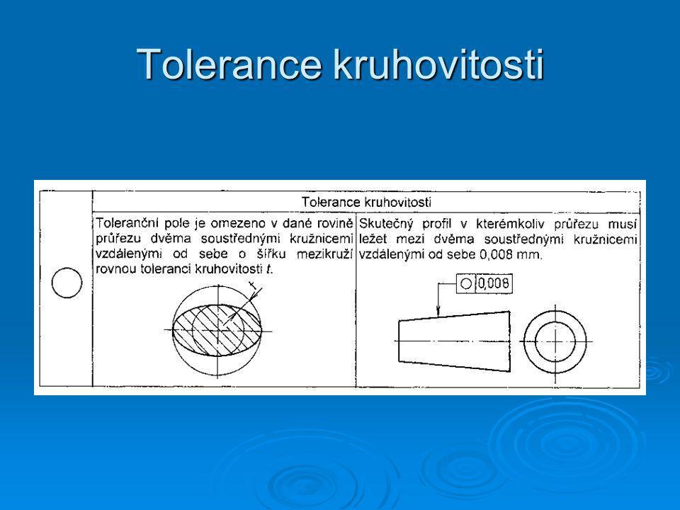 Tolerance kruhovitosti