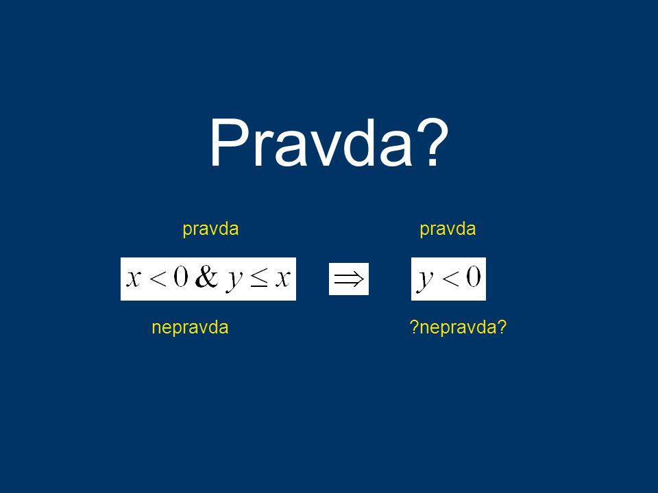 Řešením nemusí být vždy jen číslo, a neb funkcionální rovnice. nebo,