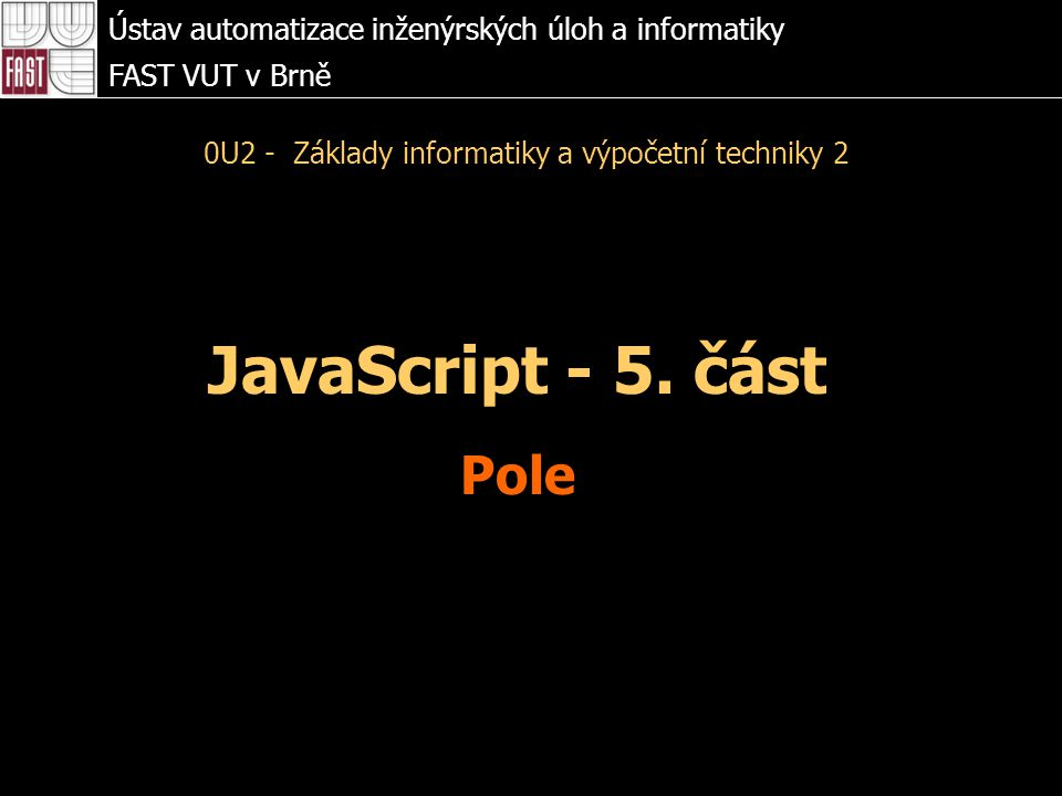 JavaScript - 5.