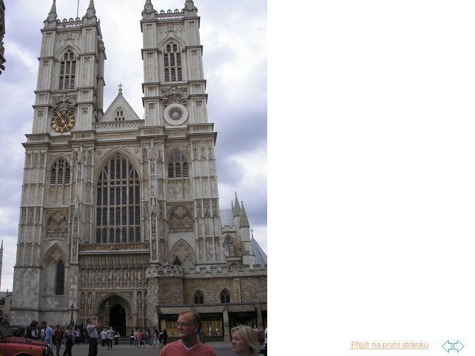 Přejít na první stránku So … make sure you visit London.