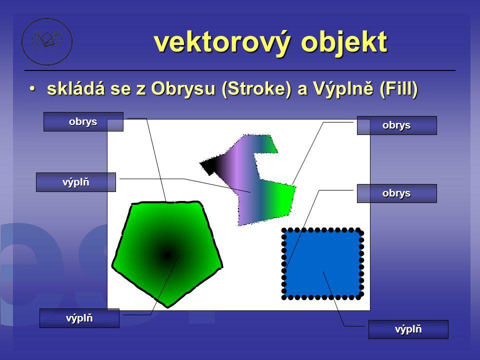 co to je symbol Každý nakreslený objekt (skupina objektů) lze ve Flashi převést na tzv.