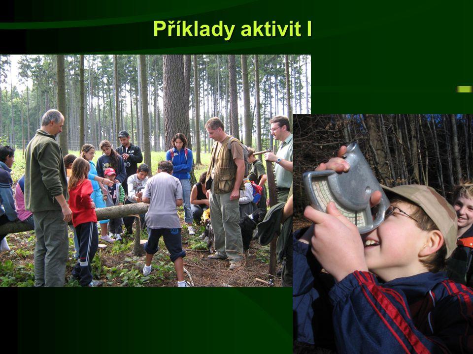 Kurzy pro pokročilé lesní pedagogy Kurz navazuje na předchozí pro začátečníky Je zaměřen na nestandartní skupiny klientů (handicapovaní, senioři, rodi