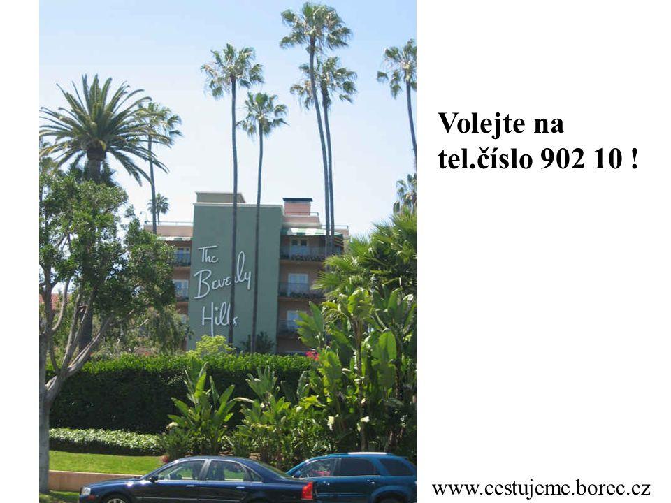 www.cestujeme.borec.cz Volejte na tel.číslo 902 10 !