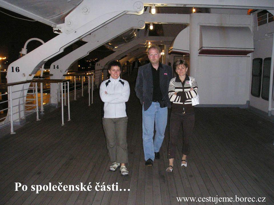 www.cestujeme.borec.cz … je taky čas na romantickou procházku po palubě