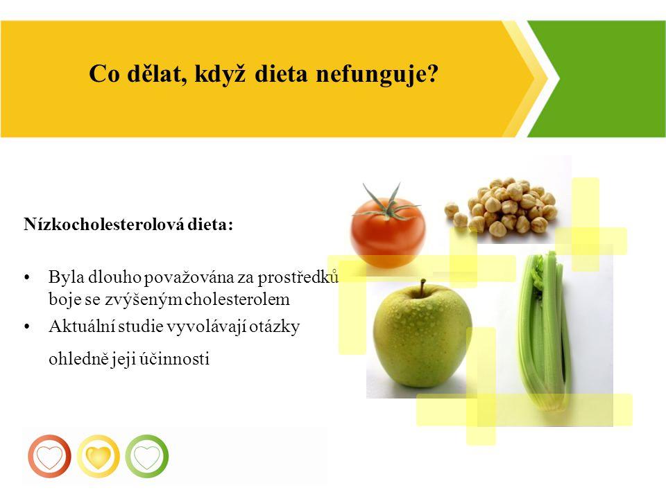 15 Nízkocholesterolová dieta: Byla dlouho považována za prostředků boje se zvýšeným cholesterolem Aktuální studie vyvolávají otázky ohledně jeji účinn
