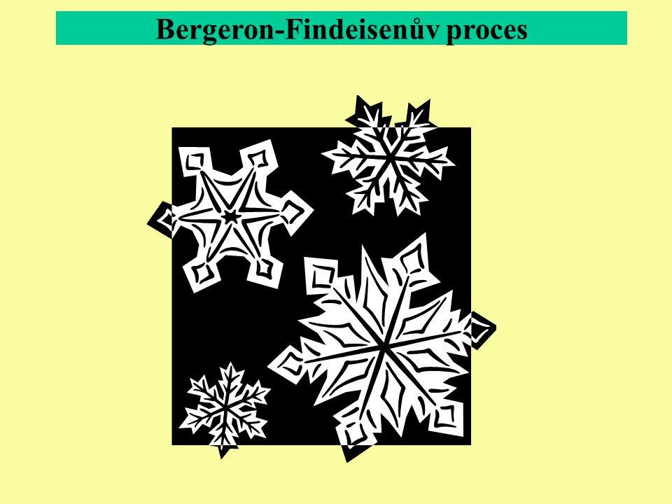 Bergeron-Findeisenův proces
