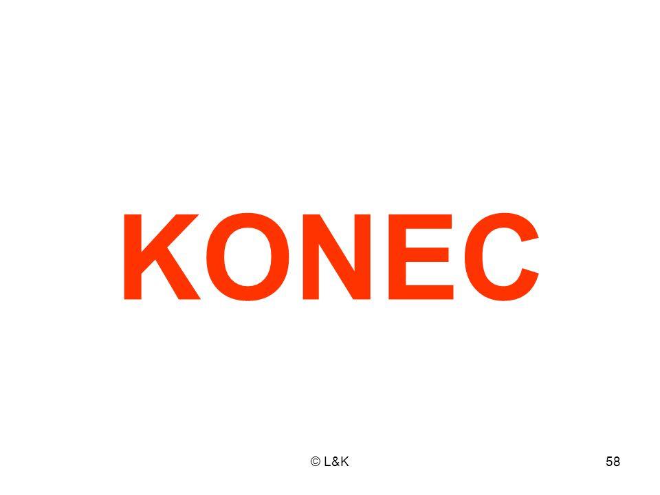 © L&K58 KONEC