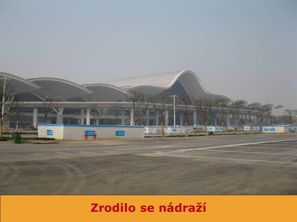Zrodilo se nádraží