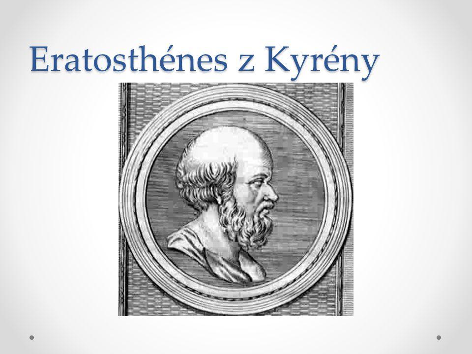 Eratosthénes z Kyrény