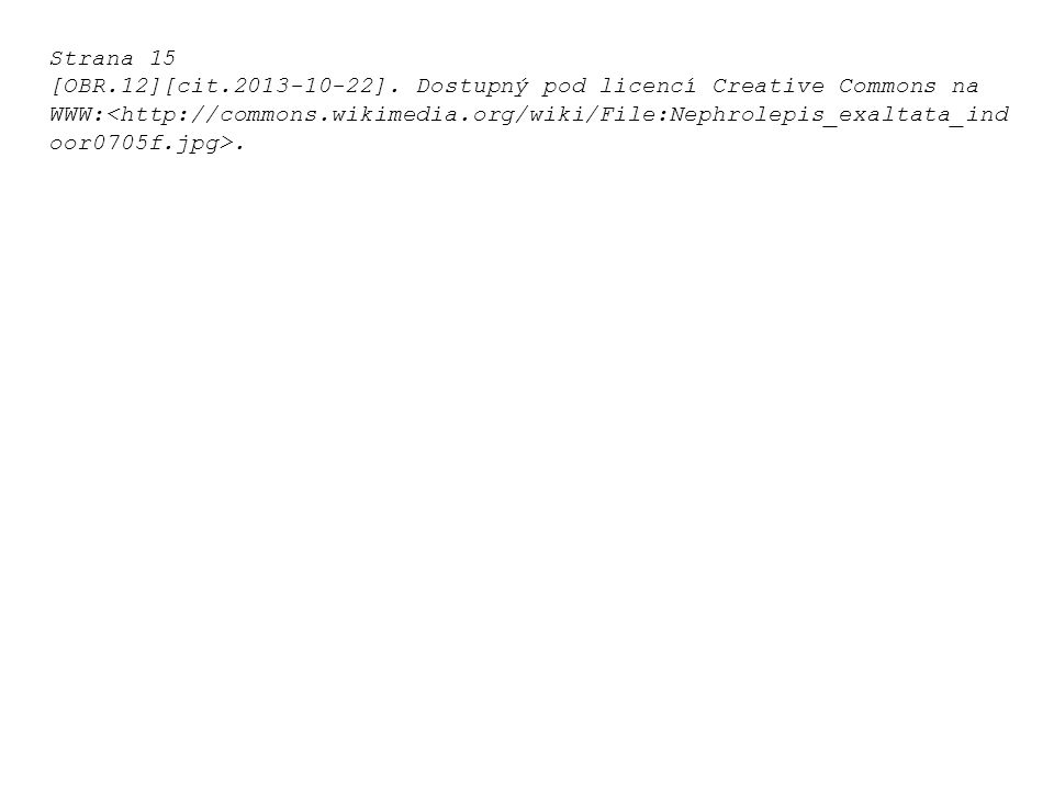 Strana 15 [OBR.12][cit.2013-10-22]. Dostupný pod licencí Creative Commons na WWW:.