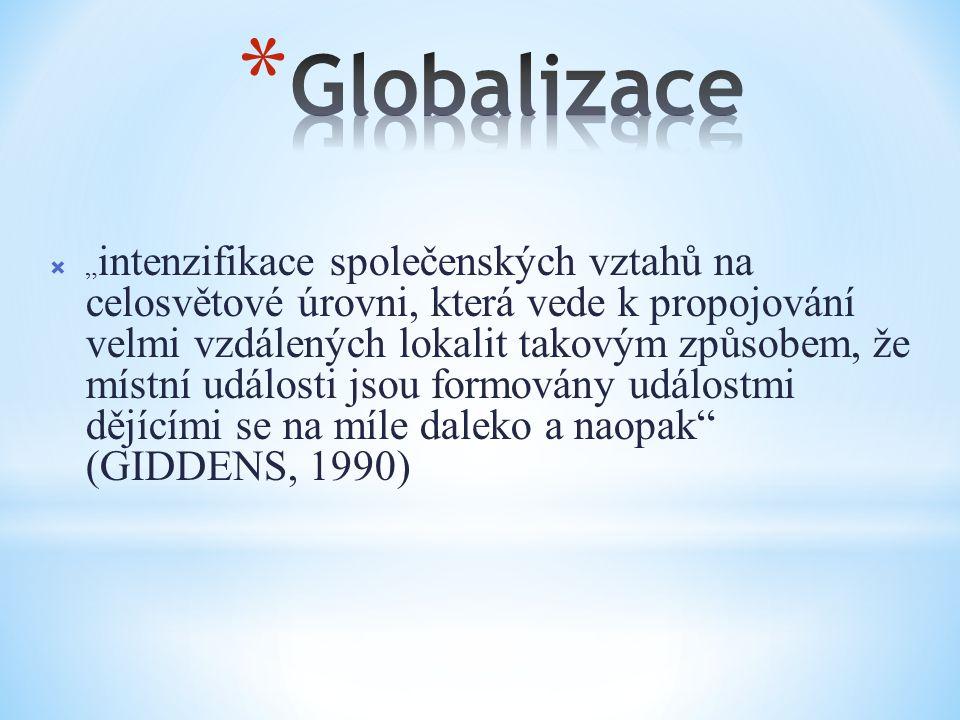 Globální společnosti