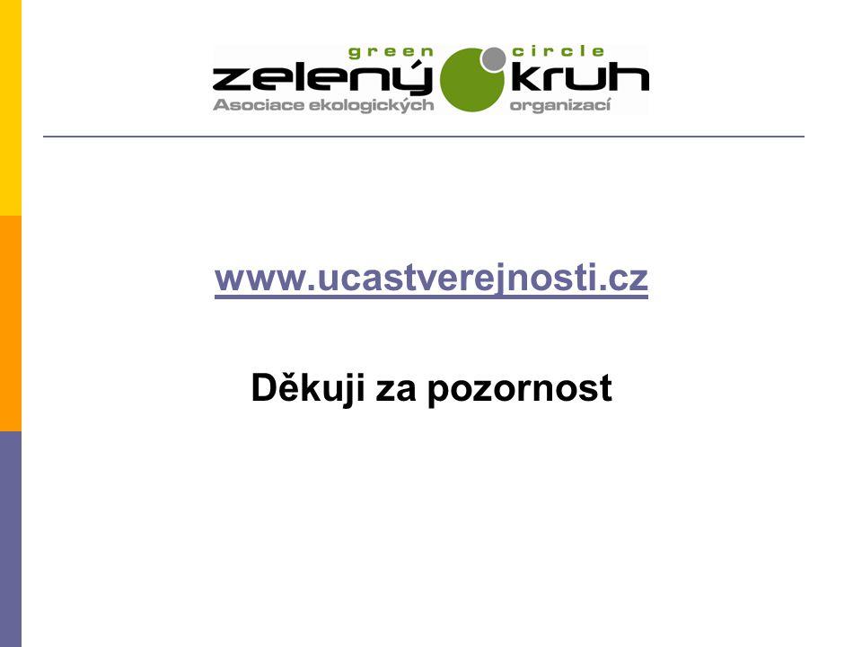 www.ucastverejnosti.cz Děkuji za pozornost