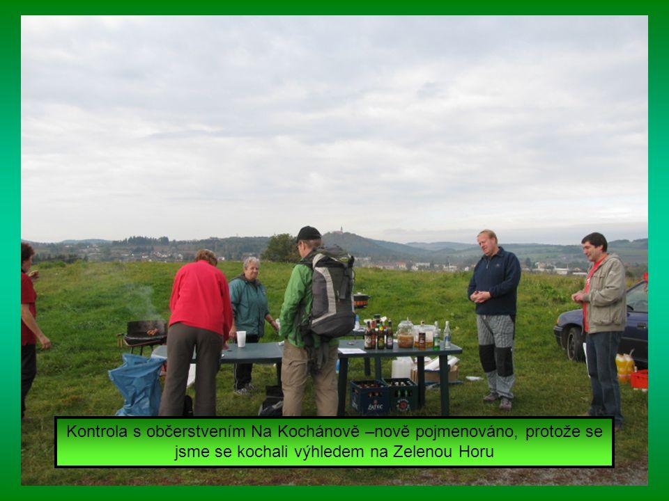 Nedělní Světový den chůze – Vrčeň,Tojice, Mohelnice