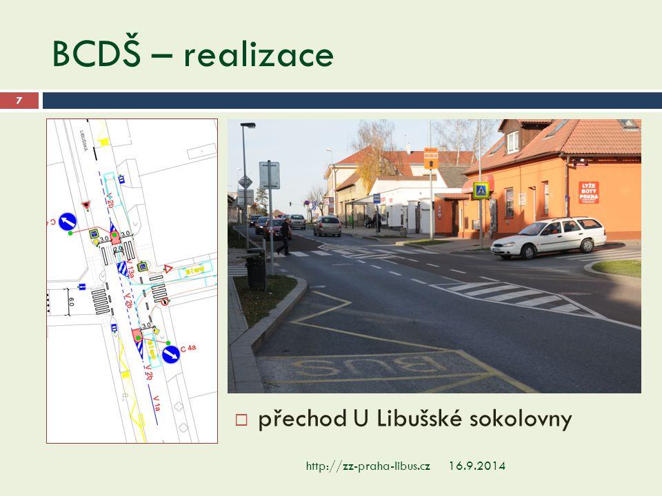 Semináře, prezentace, propagace 16.9.2014http://zz-praha-libus.cz 28  Magistrát hl.