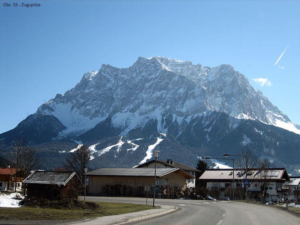 Obr. 15 - Zugspitze