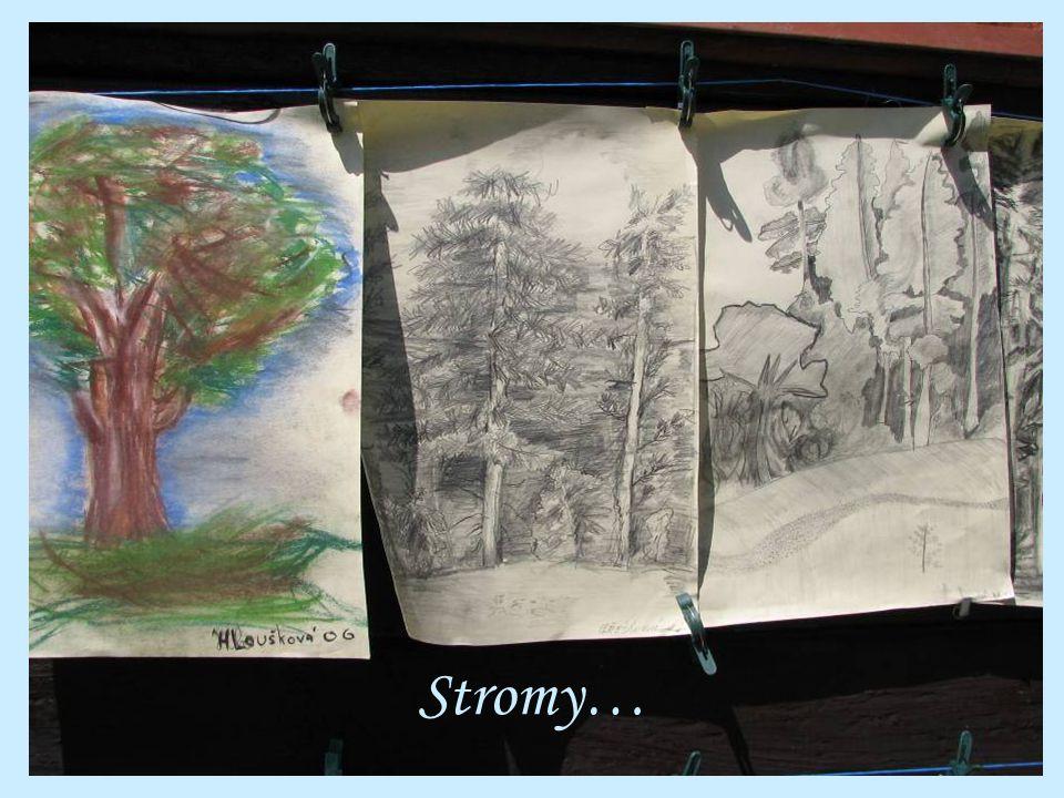 Stromy…