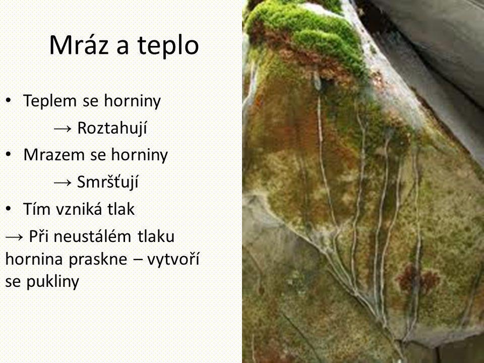 Mrazový srub na vrcholu Keprníku, Hrubý Jeseník ČR