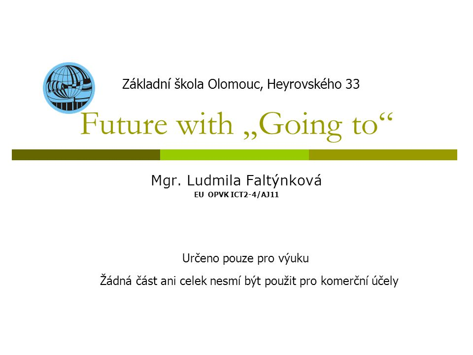 "Future with ""Going to Mgr."
