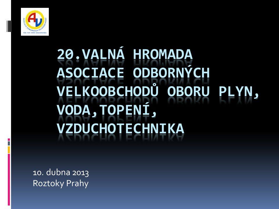 10. dubna 2013 Roztoky Prahy
