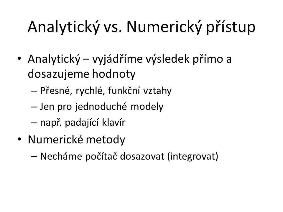 Analytický vs.