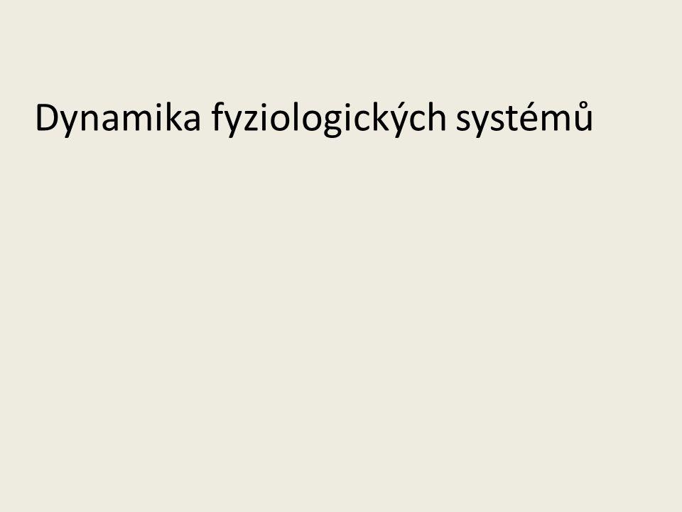 Dynamika fyziologických systémů