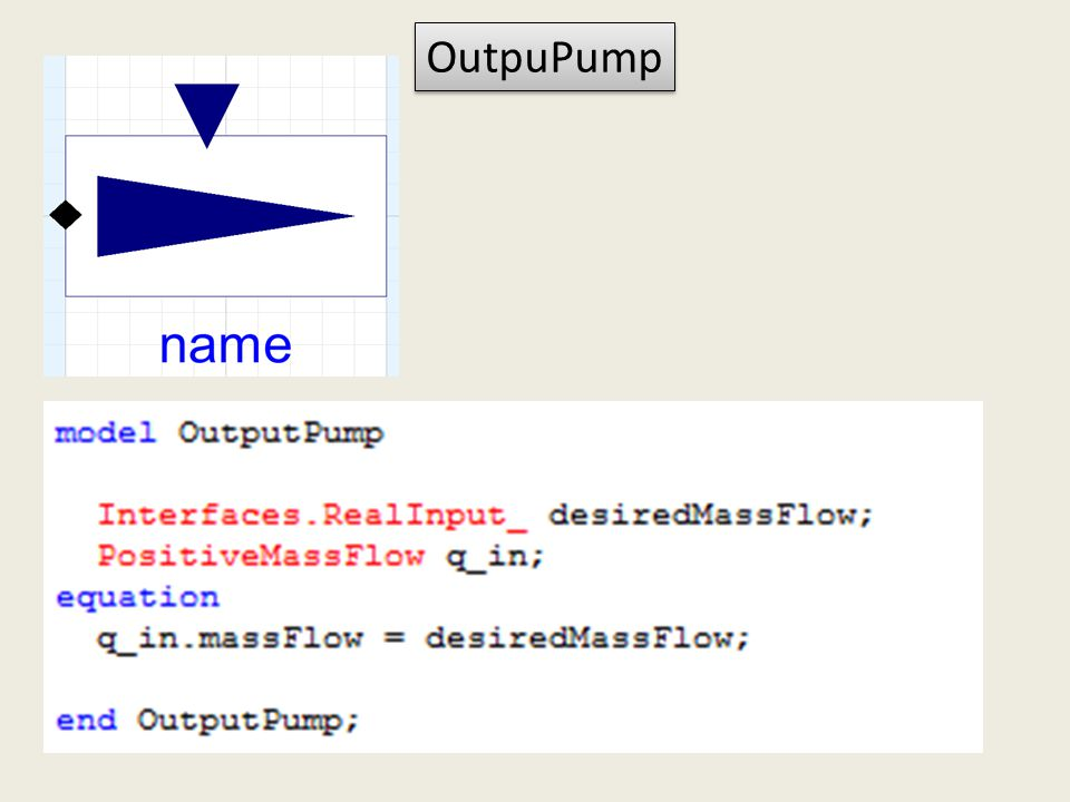 OutpuPump