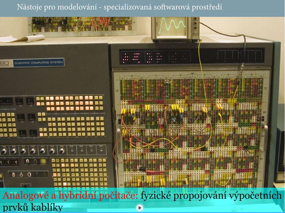 Zdroje energie (zdroje zobecněného úsilí či toku) Zdroje energie (zdroje zobecněného úsilí či toku) Spotřebiče energie (odpory) Spotřebiče energie (odpory) Akumulátory energie (kapacitory a induktory) Akumulátory energie (kapacitory a induktory) Měniče energie (transformátory a gyrátory) Měniče energie (transformátory a gyrátory) Konceptuální model Přeměna energie Přenos a zpracování informací (a řízení)