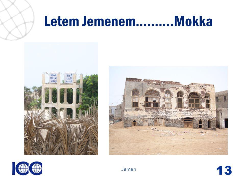 www.icc-cr.cz Letem Jemenem....úžina s Afrikou Jemen 14