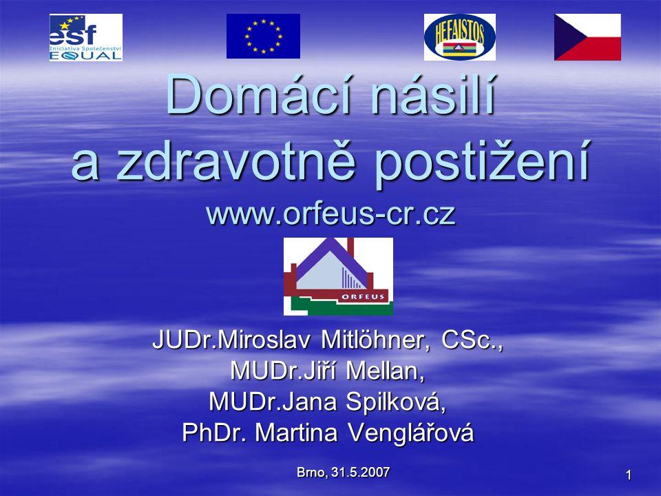 12 Situace v ČR  O.s.